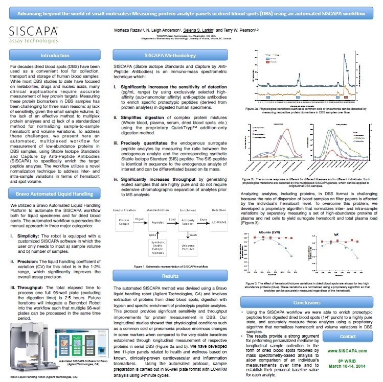 8th wrib scipapa poster