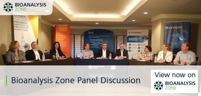 Bioanalysis Zone panel discussion