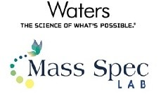 Water and mass spec merged logo v23