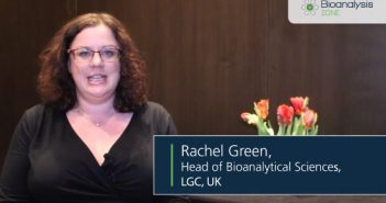 Interview with Rachel Green (LGC) on her current work with biomarkers