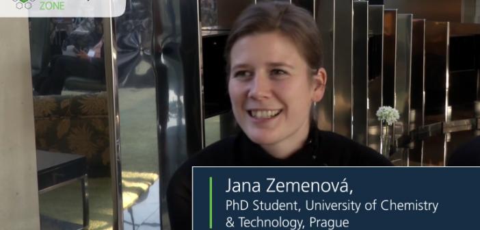 Interview with Jana Zemenová at EBF 2016
