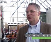 Interview with John Gebler at EBF 2016