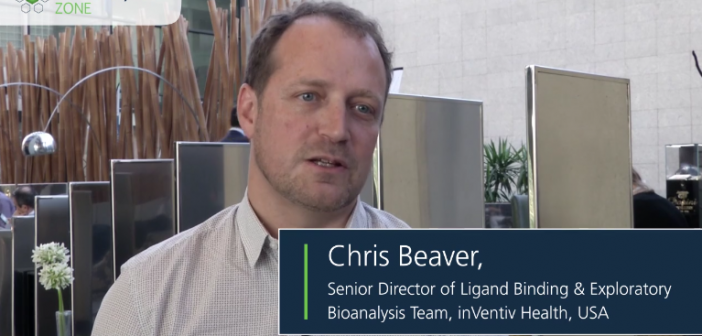 Interview with Chris Beaver (inVentiv Health) at EBF 2016