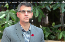 Interview with Ian Moore (Sciex) on new technology to solve challenges in small and large molecule drug metabolism