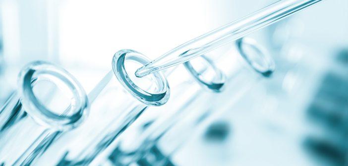 test tubes metabolomics