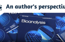 An author's perspective: Amanda King-Ahmad on quantitation of the peptide-1 receptor agonist liraglutide