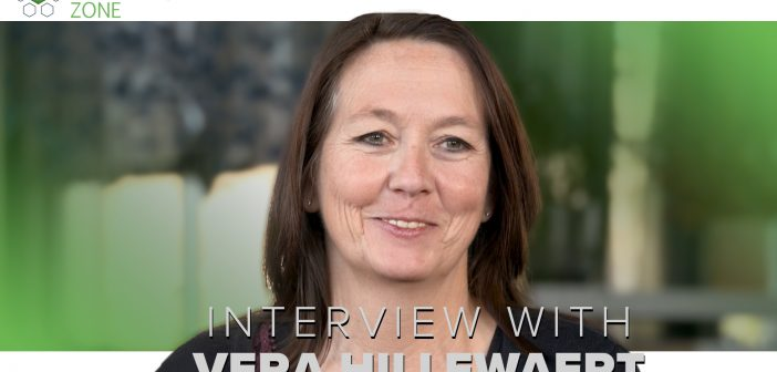 Rules and regulations: an interview with Vera Hillewaert