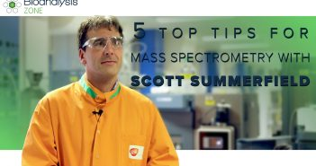5 top tips for mass spectrometry