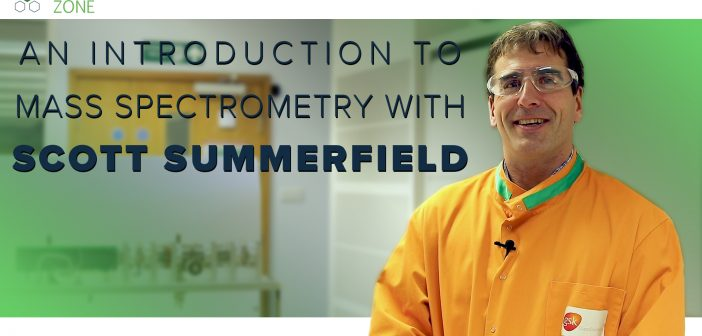 An introduction to mass spectrometry with Scott Summerfield