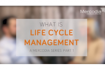 Life cycle management: keep measurement quality consistent