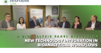 Panel discussion: new technology integration in bioanalytical workflows