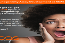 Immunogenicity assay development