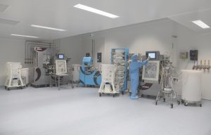 BioContinuum Platform features process intensification technologies to obtain incremental process benefits now, with a mind to the continuous process of the future