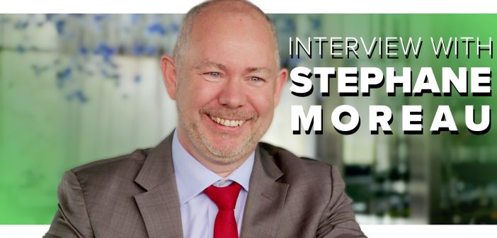 Microsampling, automation and instrumentation: an interview with Stephane Moreau