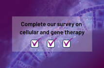 Spotlight survey on cellular and gene therapy