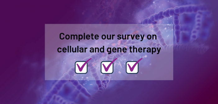 Survey - cellular and gene therapy2