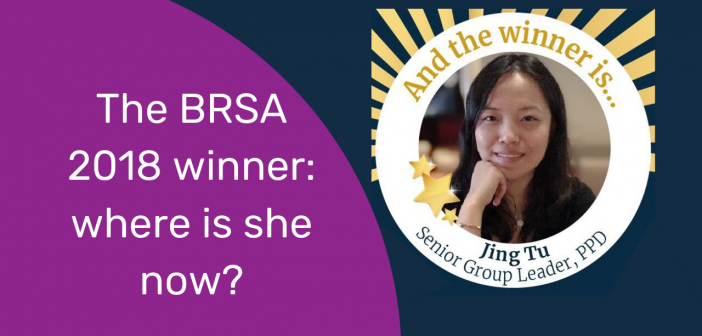 The BRSA 2019 winner_ where is she now_(1)