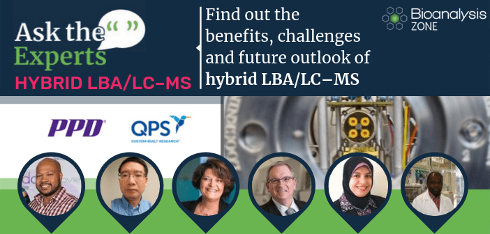 Ask the Experts – hybrid LBA/LC–MS