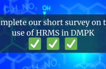 Spotlight survey on HRMS in DMPK