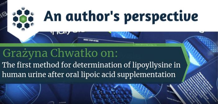 lipoyllysine-detection