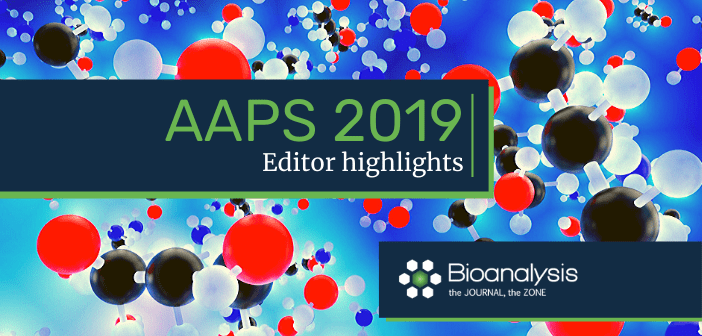 AAPS PharmSci 360 2019: editor highlights