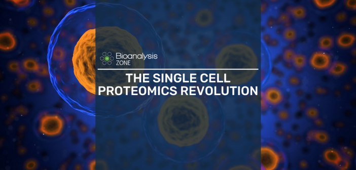 The single cell proteomics revolution