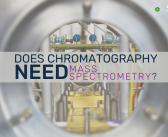 Does chromatography need mass spectrometry?
