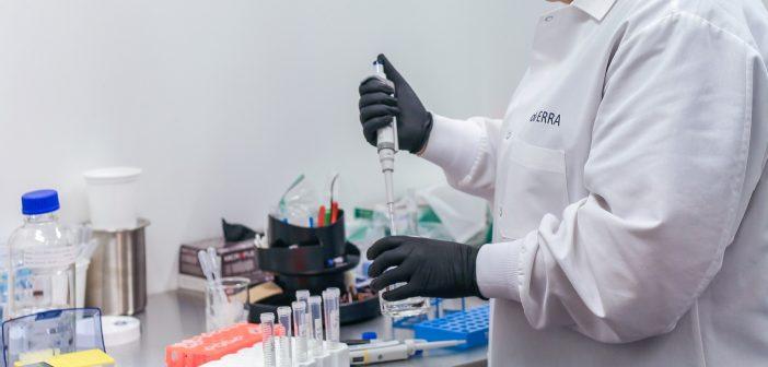 rapid covid-19 test-scientist