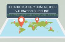 ICH M10 bioanalytical method validation feature image
