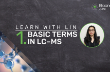Learn with Lin: Part I – basic terms in LC–MS