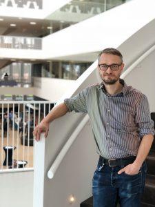 Martin Giera on metabolomics developments
