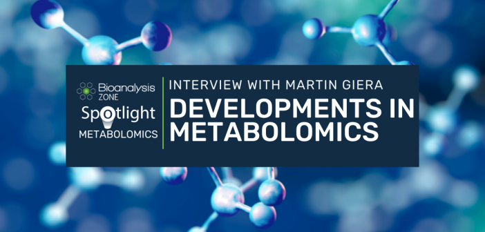 metabolomics developments MG interview feature image