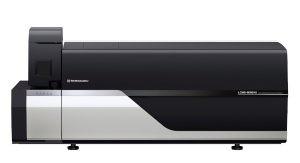 The new LCMS-8060NX liquid chromatography mass spectrometer. Image courtesy of Shimadzu Corporation.