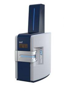 timsTOF fleXTM ESI/MALDI mass spectrometer. Image courtesy of Bruker.