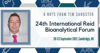 24th Reid International Bioanalytical Forum